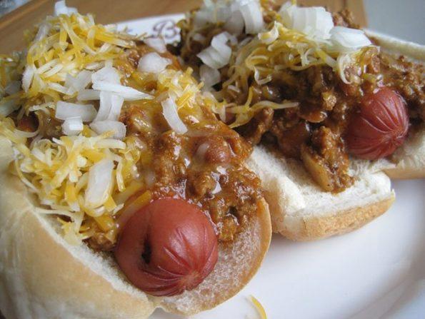 Chili dog (США)